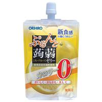 ぷるんと蒟蒻ゼリー 0kcal(グレープフルーツ風味)