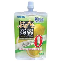 ぷるんと蒟蒻ゼリー 0kcal(レモン風味)