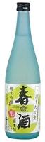 純米吟醸 生春酒【期間限定】(720ml)