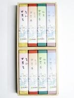 仏様のご馳走甘茶香(弐)8箱【桐箱】