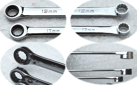 シグネット 383/4set 超ロングストレートメガネギアレンチ4本組 レンチホルダーのおまけ付!!税込特価!!