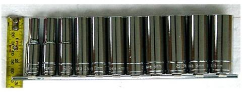 12431 デープソケットセット11個組