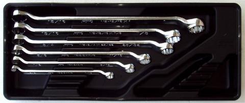 KTC TM506B メガネレンチセット インチサイズ 6本組 税込特価!!