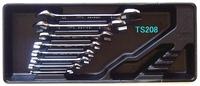 TS208 KTC スパナセット 8本組