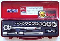 """3252M ソケットセット 3/8""""(9.50mm)sq"""