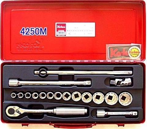 4250M ソケットセット