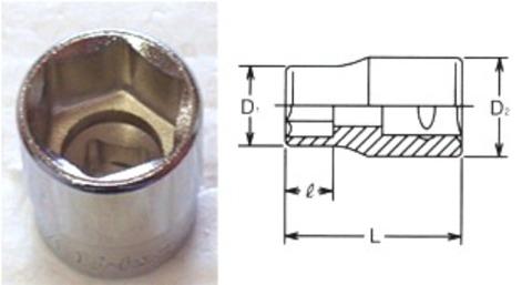 コーケン(Ko-ken) RS2400M/11 6角ソケットセット 1/4(6.35mm)sq 代引発送不可 税込特価