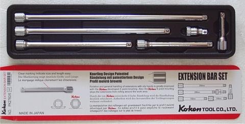 PK2760-6 エクステンションバーセット