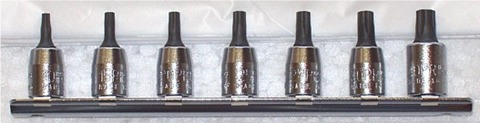 コーケン(Ko-ken) RS2025/7-L28 T型トルクスビットレールセット 1/4(6.35mm)sq 代引発送不可 税込特価