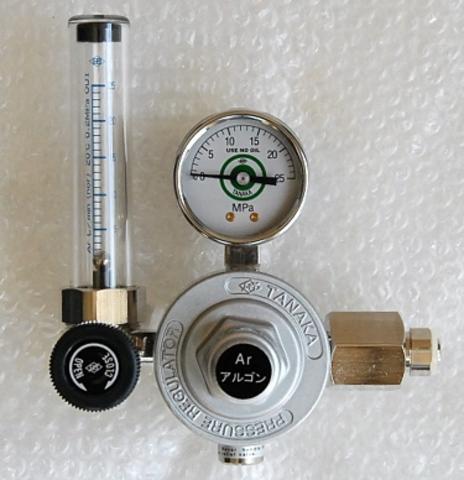 アルゴンガス用、混合ガス用レギュレーター