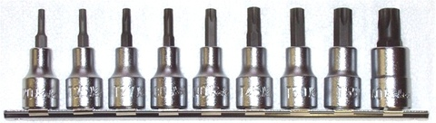 コーケン(Ko-ken) RS4025/9-L60 T型トルクスビットソケットセット 代引発送不可 税込特価
