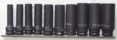 RS14301M-10 薄肉ディープインパクトソケット
