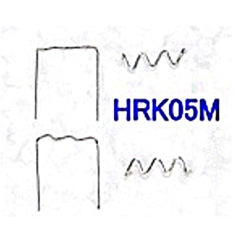 HRK05M コの字ピン(細)入り数50本 0.5ミリ