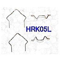 HRK05L 直角ピン(細)入り数50本 0.5ミリ