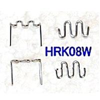 HRK08W 山高ピン(太)入り数50本 0.8ミリ