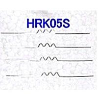 HRK05S ストレートピン(細)入数50本0.5ミリ