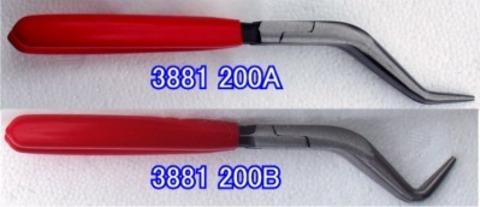3881-200A-B メカニックプライヤー 2本セット
