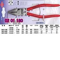 0201-180 クニペックス 強力型ペンチ