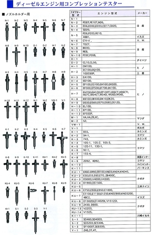 DK-7 東洋テック(NPA) コンプレッションテスター