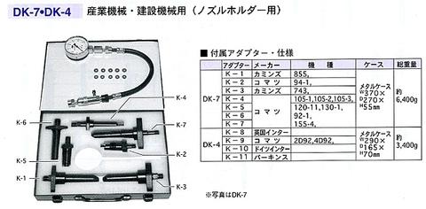 DS-9 東洋テック(NPA) コンプレッションテスター