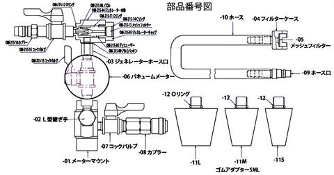 LC-507 クーラントリフィーラー