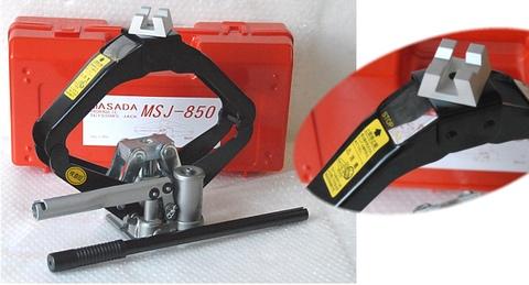 マサダ MSJ-850 油圧パンタグラフジャッキケース付 税込特価!!
