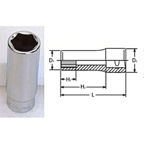 コーケン(Ko-ken) RS2300A/9 6角インチソケットセット 1/4(6.35mm)sq 代引発送不可 税込特価