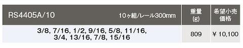 コーケン(Ko-ken) RS4405A/10 12角ソケットセット 代引発送不可 税込特価