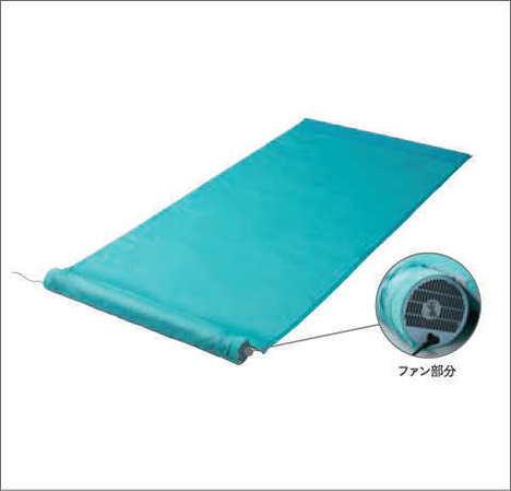 KBTS02空調ベッド