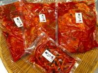 白菜キムチ3キロセット(辛スルメ×1個付き)