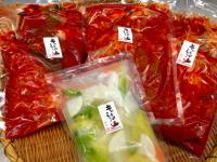 白菜キムチ3キロセット(水キムチ×1個付き)