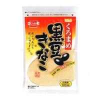 健康フーズ 黒豆きな粉 100g