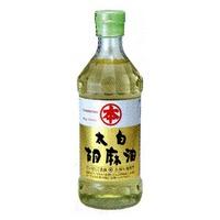 竹本油脂 太白胡麻油 450g