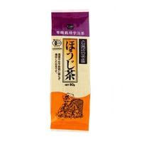 健康フーズ 有機栽培ほうじ茶 80g