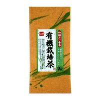 健康フーズ 初摘み一番有機栽培茶 100g