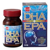 健康フーズ DHA+EPA 60粒