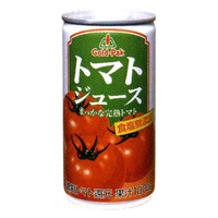 ゴールドパック トマトジュース無塩 190g×30缶