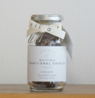 メリリマ スノーボールクッキー瓶 (10個入り)ショコラ ギフトセット
