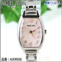 ミッシェルクラン・レディース腕時計・AJCK056【ピンク】