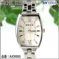 ミッシェルクラン・レディース腕時計AJCK083【ホワイト】