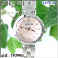 ミッシェルクラン・レディース腕時計AJCK086【白蝶貝】