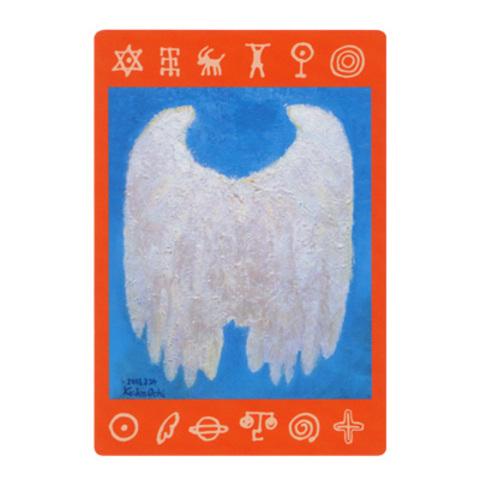カード裏(大天使)