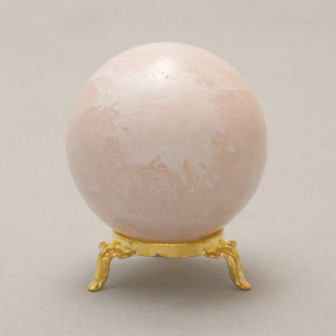ピンクカルサイト ボール1-2