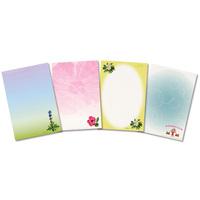越智啓子先生オリジナルポストカードC(4枚組)