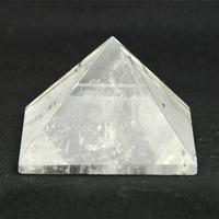 クリアクォーツピラミッド