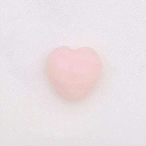 ピンクカルサイト・ハートミニミニ