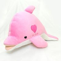 イルカぬいぐるみ(ピンク)