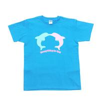 海の舞Tシャツ(ターコイズ)
