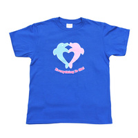 海の舞Tシャツ(ディープブルー)