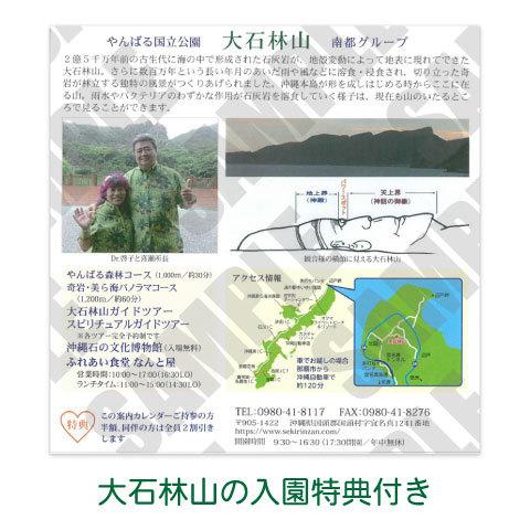 2020(令和元)年 Dr.Keiko 大石林山カレンダー